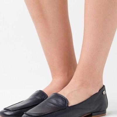 レディース 靴 シューズ ROMY - Slip-ons - navy
