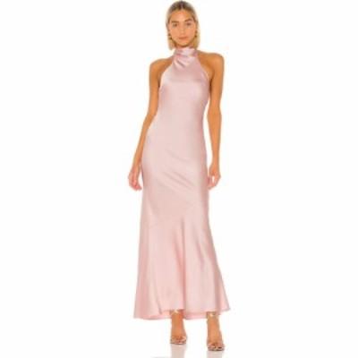 ラヴァーズフレンズ Lovers + Friends レディース パーティードレス ワンピース・ドレス Claudia Gown Party Pink