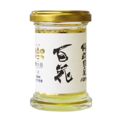 蜂の音 国産百花蜂蜜 ( 110g )