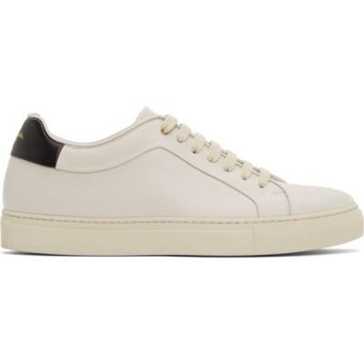 ポールスミス Paul Smith メンズ スニーカー シューズ・靴 Off-White Basso Sneakers Ivory