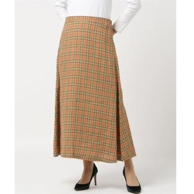 スカート WARREN SCOTT / Aライン スカート<WOMEN>