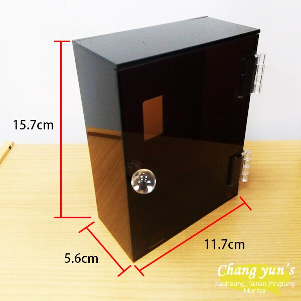 高雄/台南/屏東門禁 咖啡色 防水盒 開關盒 電鈴盒 對講機盒 防護罩 刷卡機盒 卡機盒 (AR-727) 訂製品