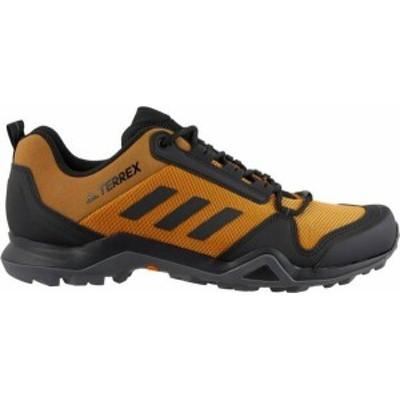 アディダス メンズ ブーツ・レインブーツ シューズ adidas Outdoor Men's AX3 Hiking Shoes Mesa/Black/Active Orange