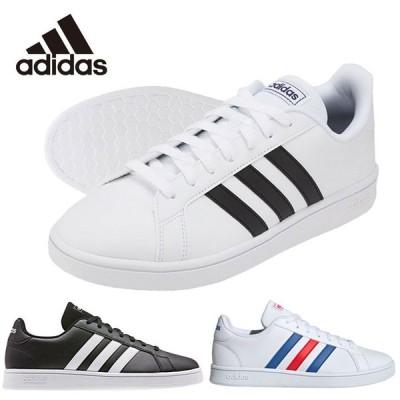 アディダス スニーカー メンズ adidas グランドコート ベース GRANDCOURT BASE EE7900 EE7901 EE7904 コートシューズ 靴