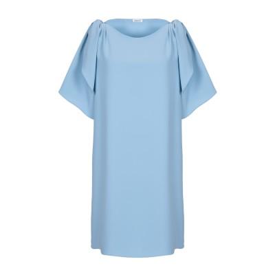 パロッシュ P.A.R.O.S.H. ミニワンピース&ドレス スカイブルー XXL 100% ポリエステル ミニワンピース&ドレス