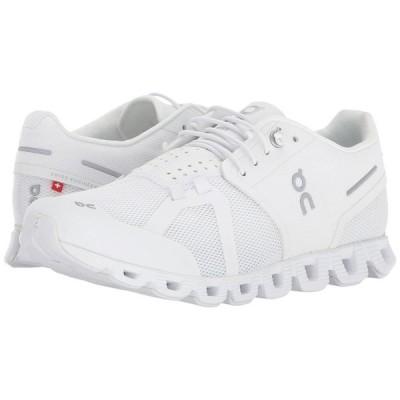 オン On レディース ランニング・ウォーキング シューズ・靴 Cloud 2.0 All White