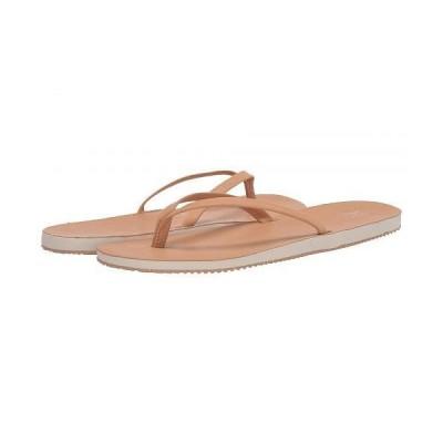 Hurley ハーレー レディース 女性用 シューズ 靴 サンダル Lunar Sandal - Vanchetta Tan/Pale Ivory