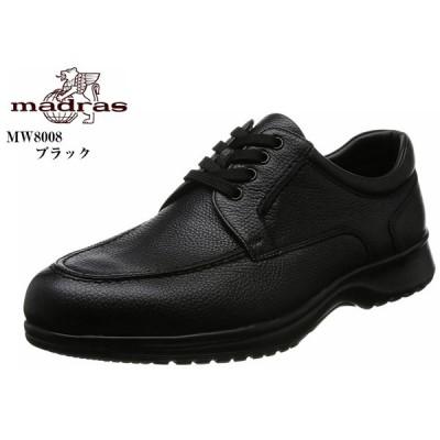 madras walk MW8008 (マドラスウォーク) GORE-TEX ウォーキングカジュアルビジネスシューズ メンズ 幅広の足の方におすすめの4Eラウンドトゥビジネス