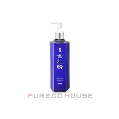 コーセー 薬用雪肌精 化粧水 (医薬部外品) 500ml【メール便は使えません】