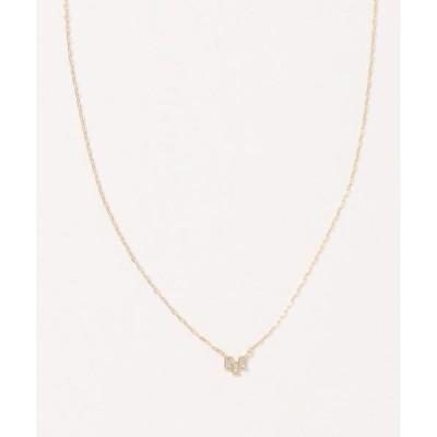 ネックレス K18ダイヤネックレス