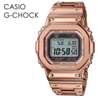 電波ソーラー Bluetooth カシオ Gショック ジーショック メンズ 腕時計 デジタル フルメタル 正確な時間