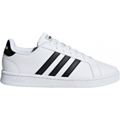 アディダス adidas レディース シューズ・靴 Grand Court Shoes White/Black