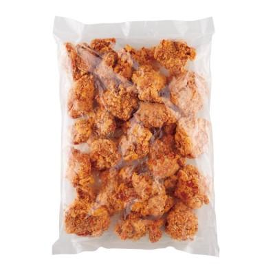 レンジで楽ちん!鶏もも唐揚げ 1kg×2袋