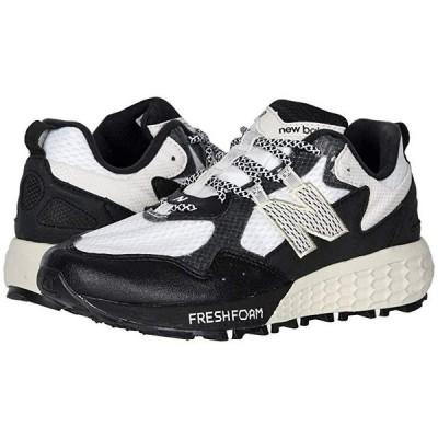 ニューバランス Fresh Foam Crag v2 レディース スニーカー シューズ 靴 White/Black