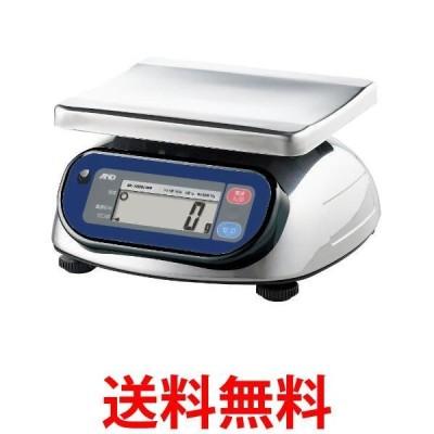 A&D 取引証明用 防塵 防水デジタルはかり SK-1000iWP-A3 ひょう量1000g 最小表示1g 使用範囲20g~1000g 検定付3地域