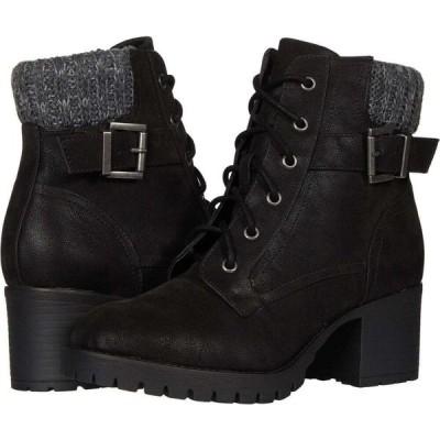 ミア MIA レディース ブーツ シューズ・靴 Novah Black