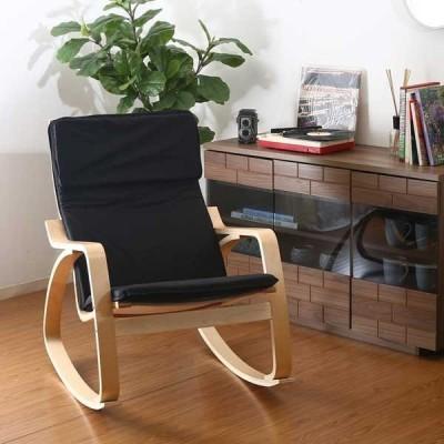ロッキングチェア リラックスチェアー スリム ロッキング機能 ロッキング チェア くつろぎリラックスチェアー 椅子 イス おしゃれ