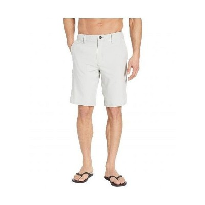 O'Neill オニール メンズ 男性用 ファッション ショートパンツ 短パン Loaded 2.0 Hybrid Shorts - Fog