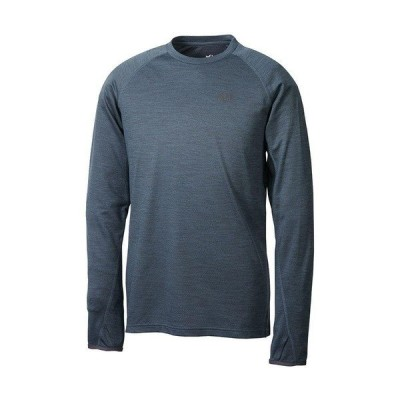 MILLET(ミレー) キャスター ウール クルー ロングスリーブ メンズ MIV01807-2599 長袖シャツ