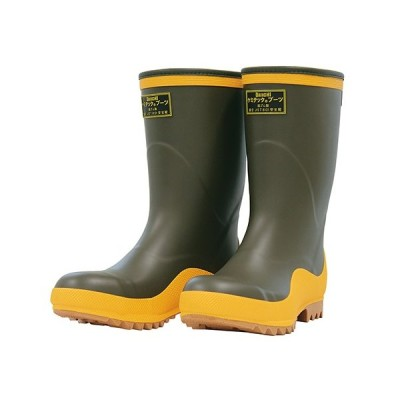 化学防護長靴 ケミテックブーツ 25cm アゼアス aso 3-9914-01 医療・研究用機器