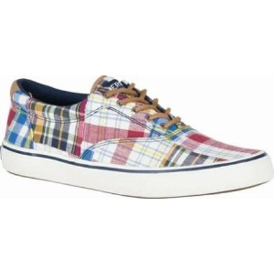 Sperry Top-Sider メンズスニーカー Sperry Top-Sider Striper II CVO Washed Sn
