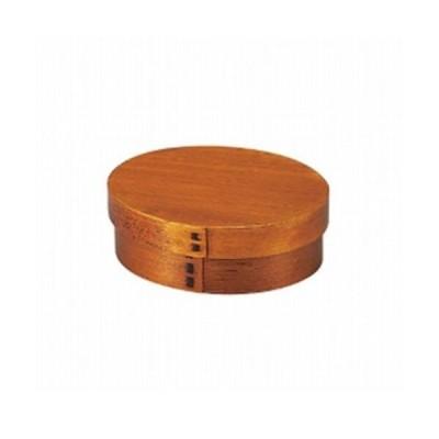 HAKOYA 小判一段弁当 木製 大スリ漆 50142│お弁当箱 弁当箱 東急ハンズ