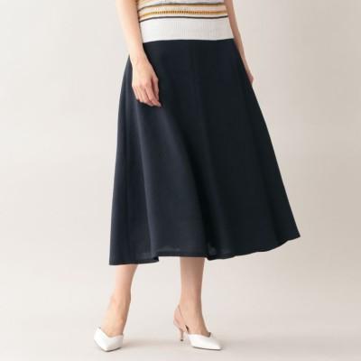 *STORY掲載*【L】【ウォッシャブル】ドライアイアススカート