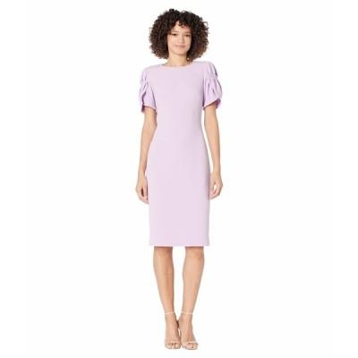 バッジェリーミシュカ ワンピース トップス レディース Tulip Sleeve Cocktail Dress Lavender