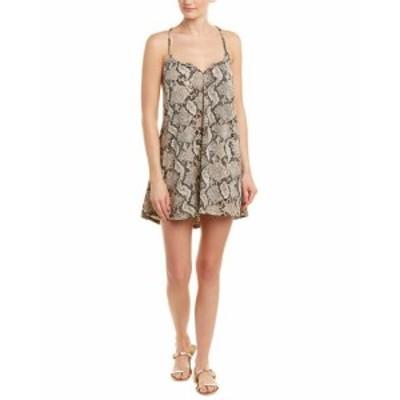 ファッション ドレス Debbie Katz Maconda Cover-Up Dress