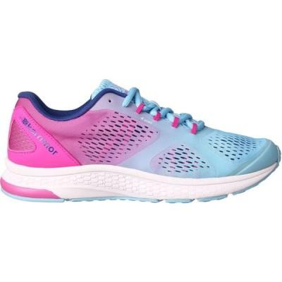カリマー Karrimor レディース ランニング・ウォーキング シューズ・靴 Tempo Running Shoes Blue/Pink