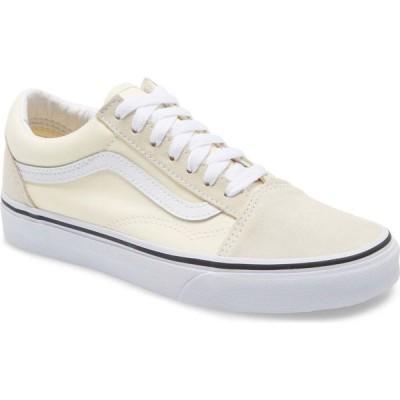 ヴァンズ VANS メンズ スニーカー シューズ・靴 Old Skool Sneaker Classic White/True White