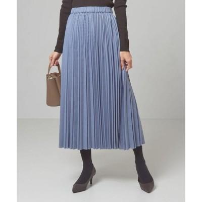 スカート <closet story> キモウSMB プリーツ ロングスカート