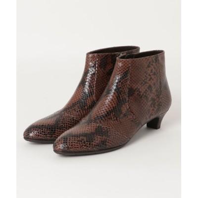 REGAL FOOT COMMUNITY / リーガル レディース/カットワークショートブーツ WOMEN シューズ > ブーツ