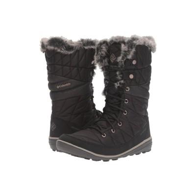 コロンビア Columbia レディース ブーツ シューズ・靴 Heavenly Omni-Heat Black/Kettle