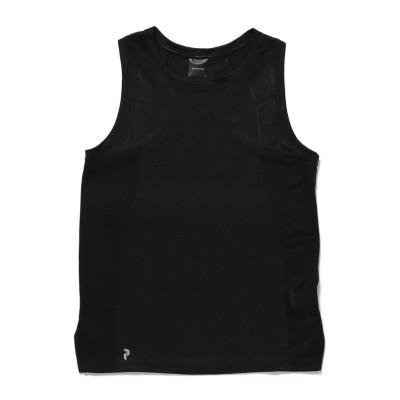 【ナージー】 ノースリーブTシャツ レディース ブラック M NERGY