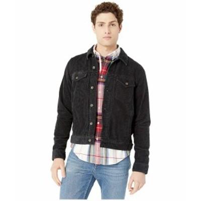 ラグアンドボーン メンズ コート アウター Definitive Jean Jacket Worn Black