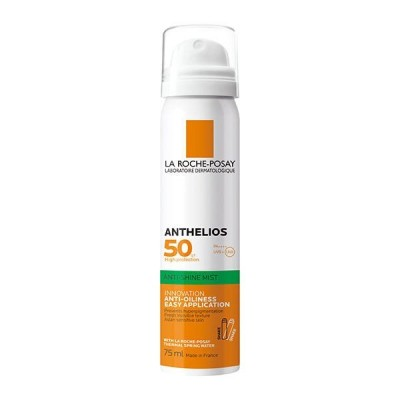 ラロッシュポゼ アンテリオス UVプロテクションミスト 50g SPF50 PA++++