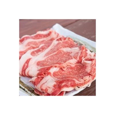 洲本市 ふるさと納税 淡路牛ロースすき焼き・しゃぶしゃぶ用(500g)◆BY05