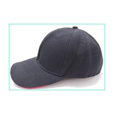 EMF Reducing Anti-adiation Protection Baseball Cap Blocking RF EMF Electromagnetic Unisex Hat Black並行輸入品