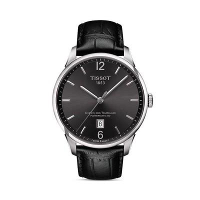 ティソット メンズ 腕時計 アクセサリー Chemin des Tourelles Watch 42mm