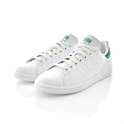 アディダス オリジナルス adidas originals スニーカー スタンスミス ヴィーガン STAN SMITH VEGAN 靴 レディース メンズ キッズ ローカット 白 緑 FU9612