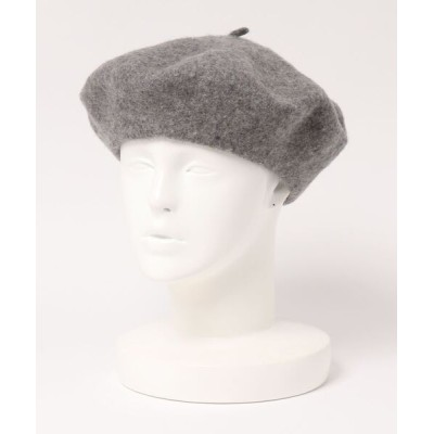 BASE / ウールベレー帽 WOMEN 帽子 > ハンチング/ベレー帽