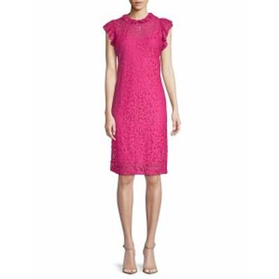 アレクシアアドモール レディース ワンピース Lace Sheath Dress