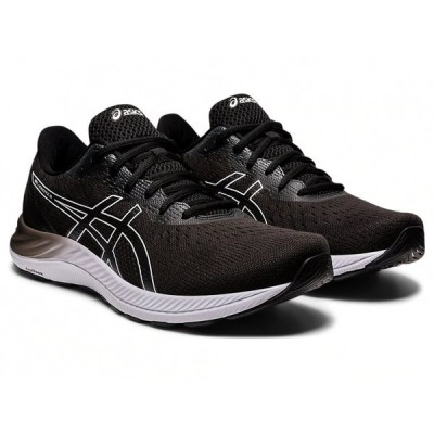 アシックス GEL-EXCITE 8 1011B036-002 メンズ シューズ 黒靴 黒スニーカー ブラック