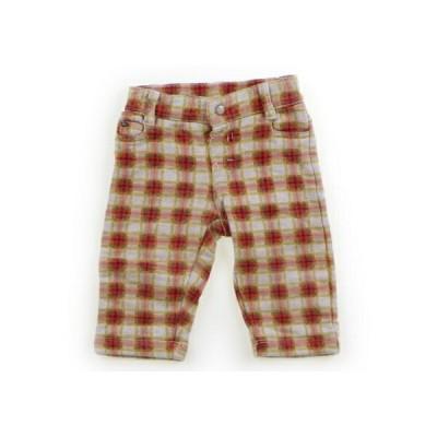 プチバトー PETITBATEAU パンツ 60サイズ 男の子 子供服 ベビー服 キッズ