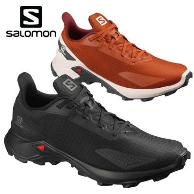 サロモン ALPHACROSS BLAST トレイルランニングシューズ メンズ L41232600 L41103500