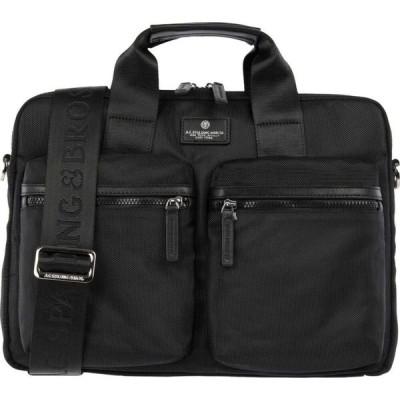 A.G.スポルディング&ブロス A.G. SPALDING & BROS. 520 FIFTH AVENUE New York メンズ バッグ work bag Black