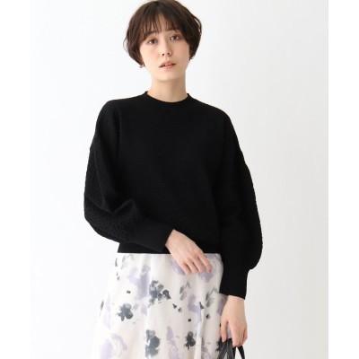 AG by aquagirl(エージー バイ アクアガール) シアーデザインニット
