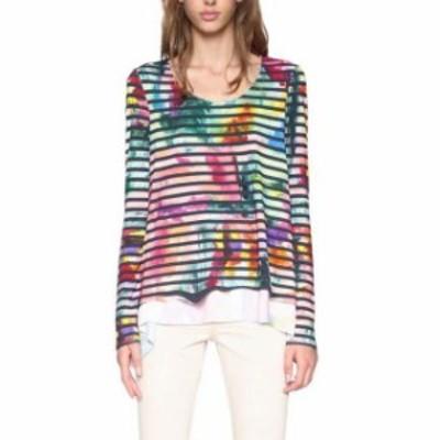 desigual デシグアル ファッション 女性用ウェア Tシャツ desigual aretha