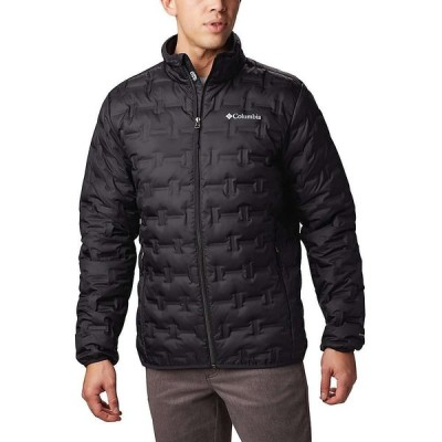 コロンビア Columbia メンズ ダウン・中綿ジャケット アウター delta ridge down jacket Black